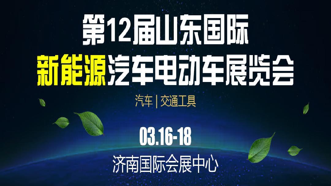 2018第十二届山东国际新能源汽车电动车展览会